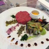 Plat restaurant Le coup de Fourchette